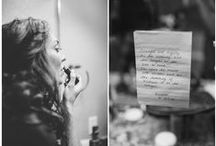 Wedding Getting Ready / Images of brides getting ready by Savanna Sutton Photography