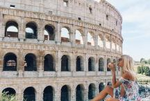 Travel | Italy / Travel tips and information on taking a trip to Italy!