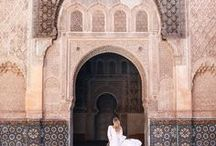 Travel | Morocco / Travel tips and information on taking a trip to Morocco!
