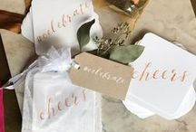 Personal Stationery & Thank You Cards / Personal Stationery & Thank You Cards by Fresh Dirt Design.