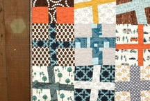 quilted / beautifully handcrafted quilts to inspire / by Melissa Herboth