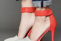 Shoe Me, Please / by Kellie Heap