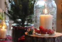 Holiday Decor / by Leslie Keener