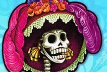 DAY OF THE DEAD / by Misty Holder