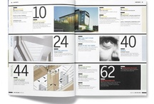 Design | magazines layouts / by Pinso