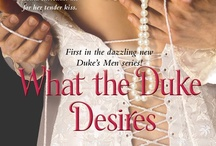 What the Duke Desires / First book of The Duke's Men series / by Sabrina Jeffries