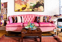 Home Sweet Home / beautiful and inspiring homes/interiors / by Melina Bee