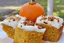 Pumpkin Recipes / by Michelle Stults
