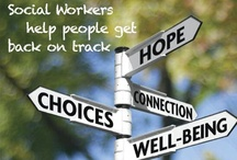 Social Work & Counseling / Social work topics with a mental health focus / by Natalie Jones