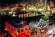 Pittsburgh! / by Sonya Mikuls