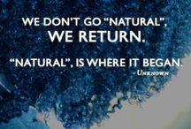 Naturalistas / by Clotrenda Pace