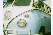Classic VW / by Vane