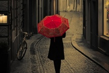 Under my unbrella / by Mary Donnelly