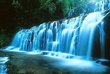 Waterfalls / by Mary Donnelly
