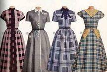 vintage and antique clothing (1960 or older)