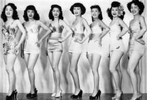 bodacious babes of yesteryear / I think the title says it all!