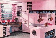 mid-century decor and furnishings