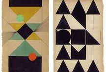 (sacred) Geometry / Geometric designs, particularly in art, but also discussions of geometry