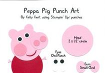 Stampin' Up! - Punches & Punch Art / All things Stampin' Up! punches