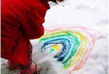 Kid Activities / by Leslie Keener