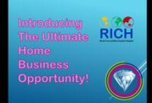 RICH Presentation / This tells you all there is to know about RICH. Register as a FREE RICH Affiliate at http://joinRICHtoday.com.