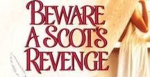 "Beware a Scot's Revenge / Lady Venetia Campbell makes a visit to her childhood home of Scotland, only to be kidnapped at pistol-point by her father's sworn enemy. Sir Lachlan Ross is widely feared in his guise as ""The Scottish Scourge,"" but Venetia can't help but remember her former neighbor as a handsome youth whose attentions she craved."