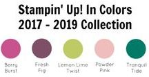 Stampin' Up! - 2017 - 2018 Annual Catalogue