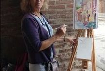 Fiona Forbes / Next tour Sept. 28-Oct. 5, 2018 in Korcula