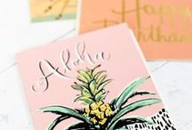 Sweet Greetings / Send some love!