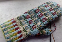 I made this! / Some of the things I've knitted or sewn. Sometimes much to my surprise! :-)