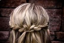 Hair Styles / by Kayla Jolie