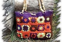 Bags are a must / by Sew Well Maide by Karen Pior