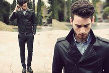 Stylish Men / by MacKenzie Andrus