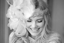 Blushing Brides / Beautiful wedding gowns and accessories for the bride!