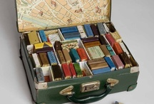Book Love / book arts ~ art books ~ the love of library ~ random book + author favorites / by Nancy Thornton