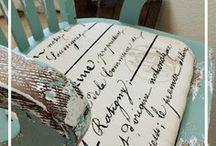 Come in & take a seat! / by Debra Prince