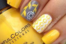 Cute Nail Ideas! / by Jessica Berger