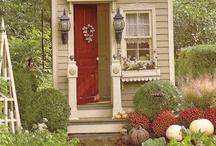 Shabby Cottage Homes / by Debra Prince