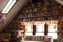 For the Home Library / Home Library Designs