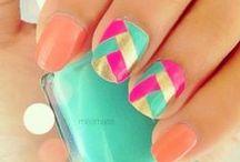 nail beauty / Nails