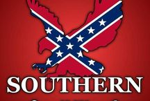Southern by the grace of God.... / The South.