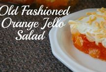Recipes - Salads!