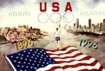 Atlanta Olympics 1996 / Great memories of the Olympics. Once in a Lifetime!