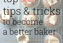 Baking & Cooking Resources / baking and cooking tips, cooking tips, baking tips