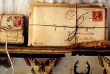 Vintage Mail / by Debra Prince