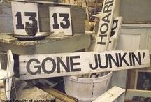 Vintage Signs / by Debra Prince