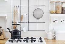 kitchen - organize