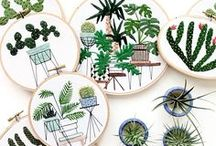 inspiration - embroidery