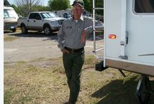 Campground Hosts!  From 2007 until 2013. / Places we served as Campground Hosts.