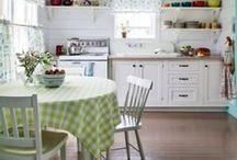 Kitchen / by Audrey Shantz
